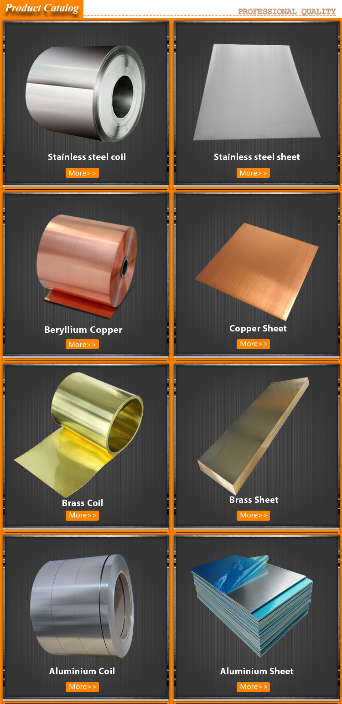 Chine h62 cuzn30 feuille de laiton 0.02mm prix du métal