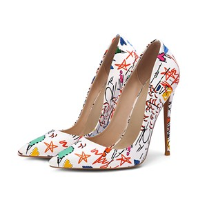 59501b00d68 Sexy Women Shoes Very High Heels Made in China Ladies Summer Daily Wear  Pumps Casual Shoes