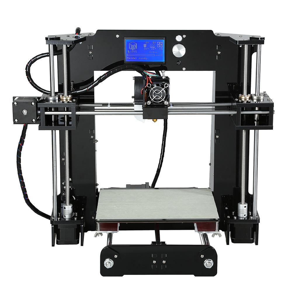 Neueste Verbesserte Acryl Rahmen Prusa i3 DIY 3d-drucker Kit mit ...