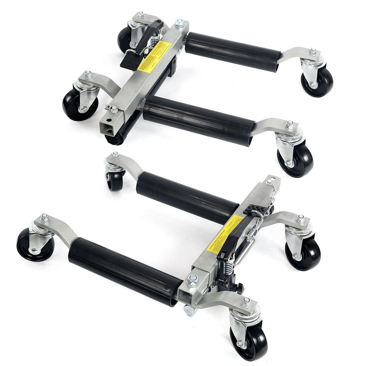 Hydraulic car dolly mover multi surface steam cleaner