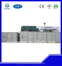 CE ISO low speed natural gas turbine power generator
