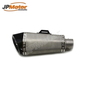 Manufacturer high quality Rear exhaust /motorcycle exhaust muffler/bike exhaust system with good price