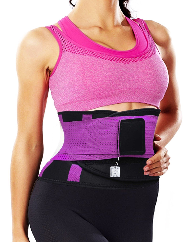 717c9071c1 Waist Cincher Trainers Tummy Trimmer Belt Weight Loss Slimming Women  Workout Corset Waist Trimmer   Ab