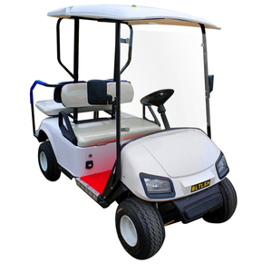 Sightseeing car golf cart electric security patrol tour bus acrylic windshield