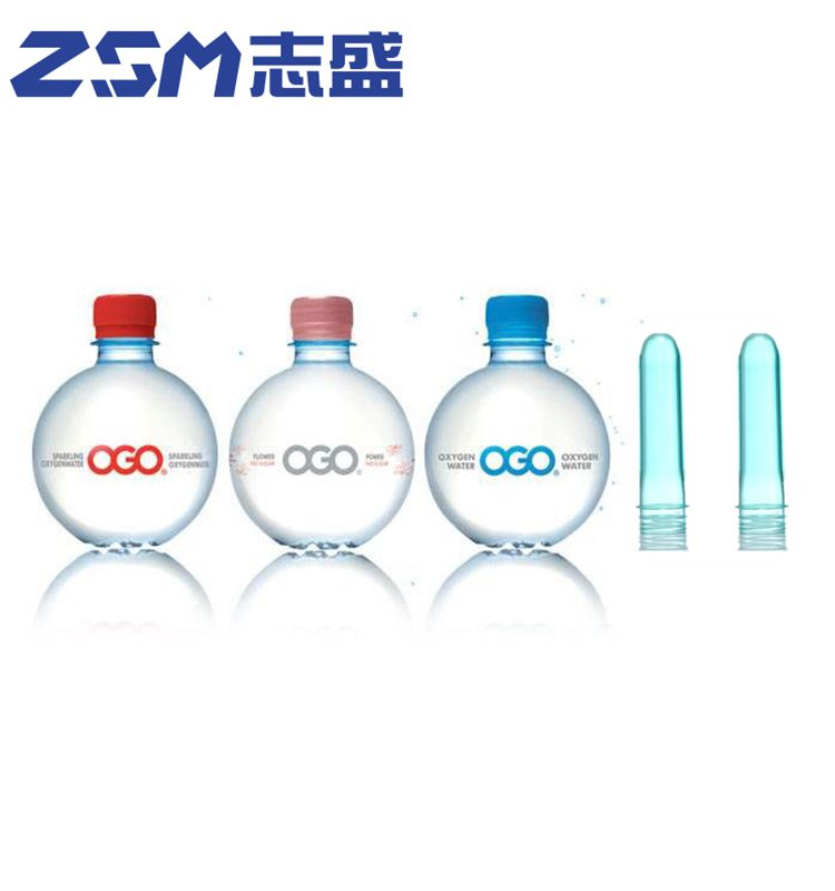 Manufacturer Price High Quality Semi Automatic Manual Blow Pet Plastic Bottle Preform Moulding Making