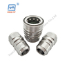 Factory direct sale thread lock hydraulic quick coupling With ISO9001
