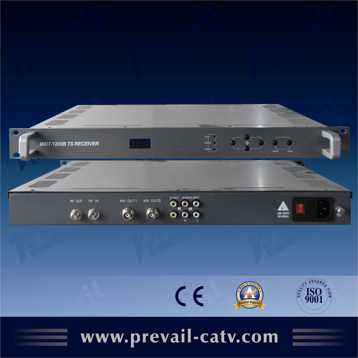Factory Supplier coship satellite receiver