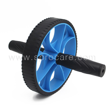 AB Wheel Roller,Core Muscle Trainer Exercise Fitness Equipment,Best For Working Abdominal Muscles SP-ABR1