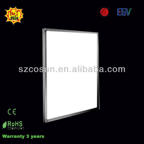 15w pure white leds panel of ceiling for home design