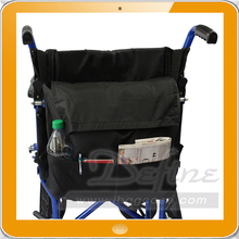 Wheelchair walkers bag scooters bag wheelchair mobility bag