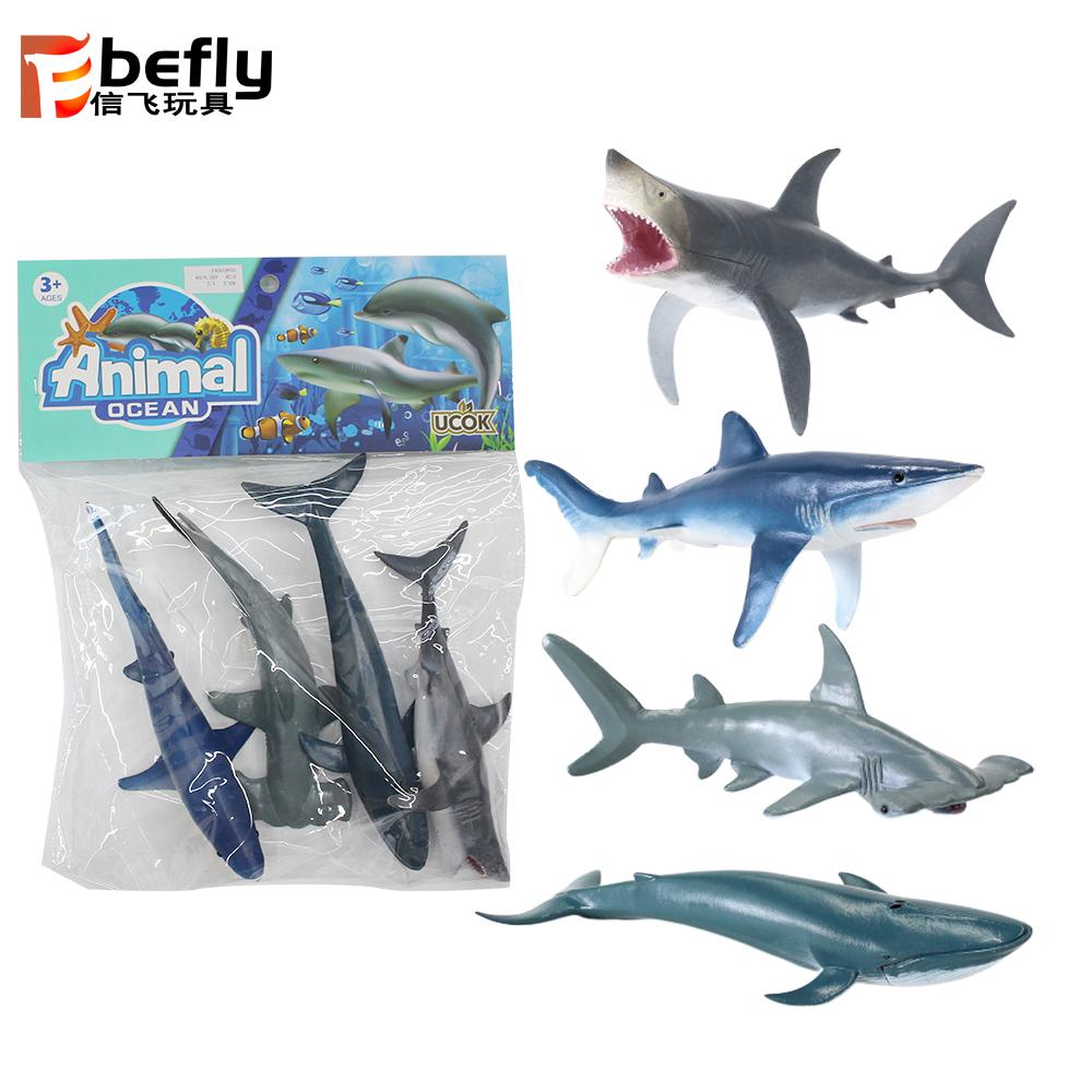 Prettyia Realistic Plastic  Constrictor Ocean Animal Model Kids Toy Gift