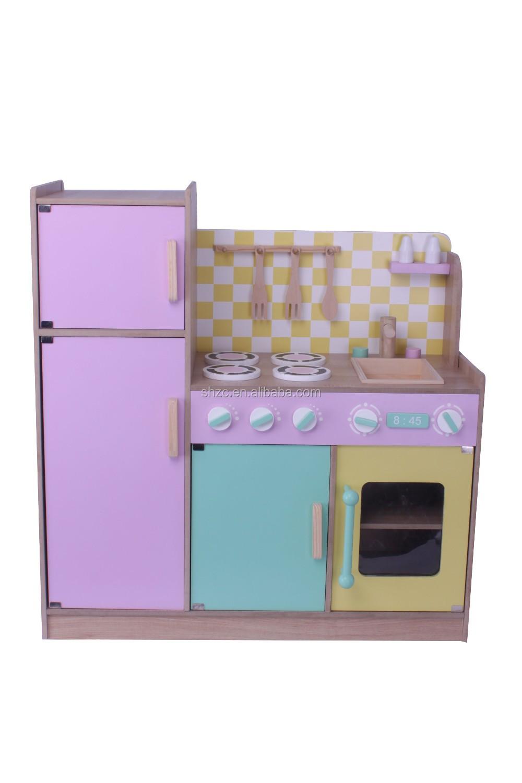 wooden new design fashion kitchen furniture accessories