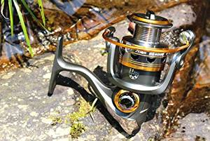 PyLios(TM) New Aluminum 11BB Ball Bearings Left/Right Collapsible Handle Pesca Carp Fishing Spinning Reel High Power Gear DK3000 5.2:1