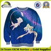 wholesale hooded pullover custom 100% cotton sweatshirt