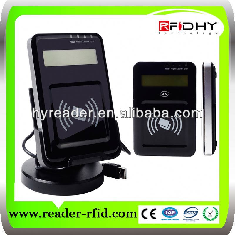 Long range rfid reader wireless nfc reader