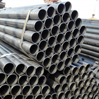 ASTM A53 Gr. B ERW Schedule 40 Carbon Steel Pipe Used for Oil and Gas Pipeline