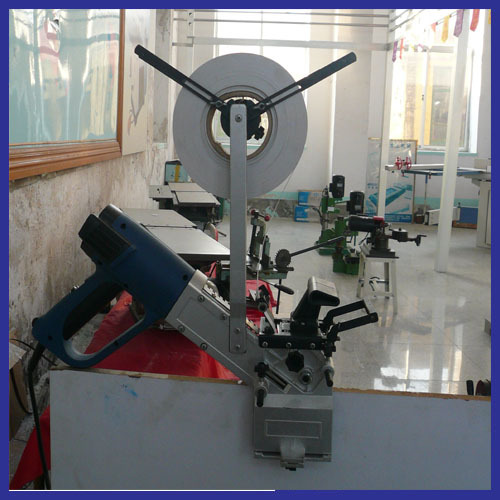 banding machine how to use