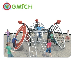 2016 Best selling JMQ-P103B plastic outdoor kids play games sets