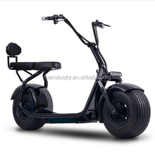 18inch 2 wheel smart self balancing electric scooter with handle bar