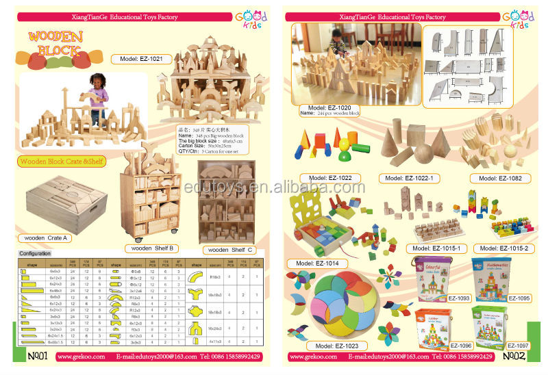 Wholesale-children Kids Toys Block Popular And Colorful Design ...