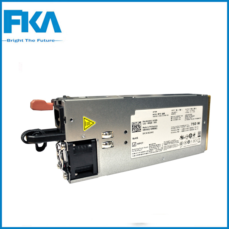 Refurbished 750Watt G24H2 Power Supply For Dell Poweredge R510 R810