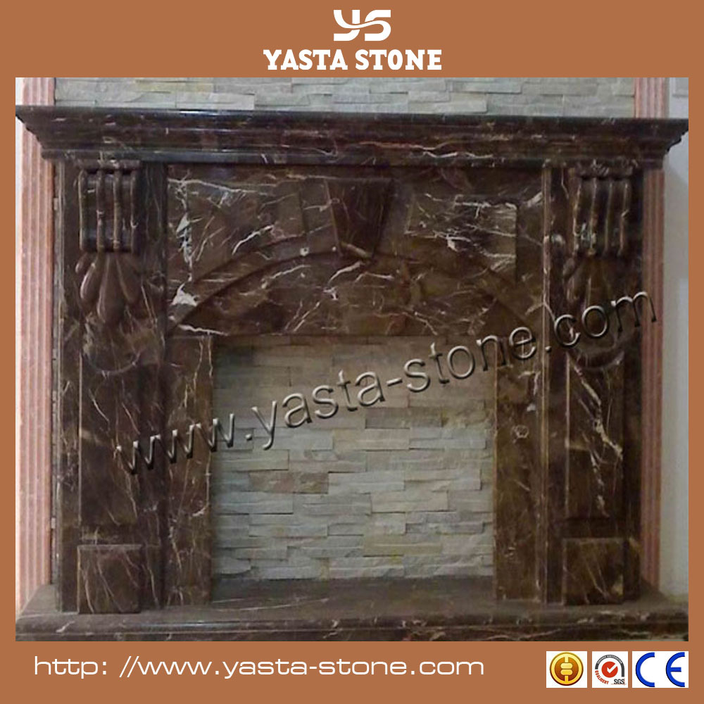 wholesale natural stone black fireplace bottom plate buy