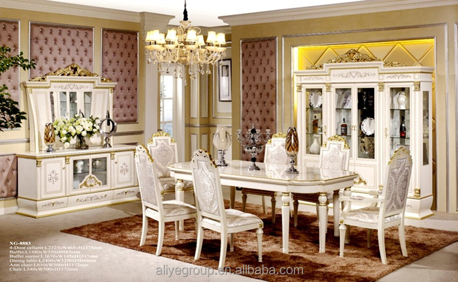Arabic Style Dining Room Sets Suppliers And Manufacturers At Alibaba