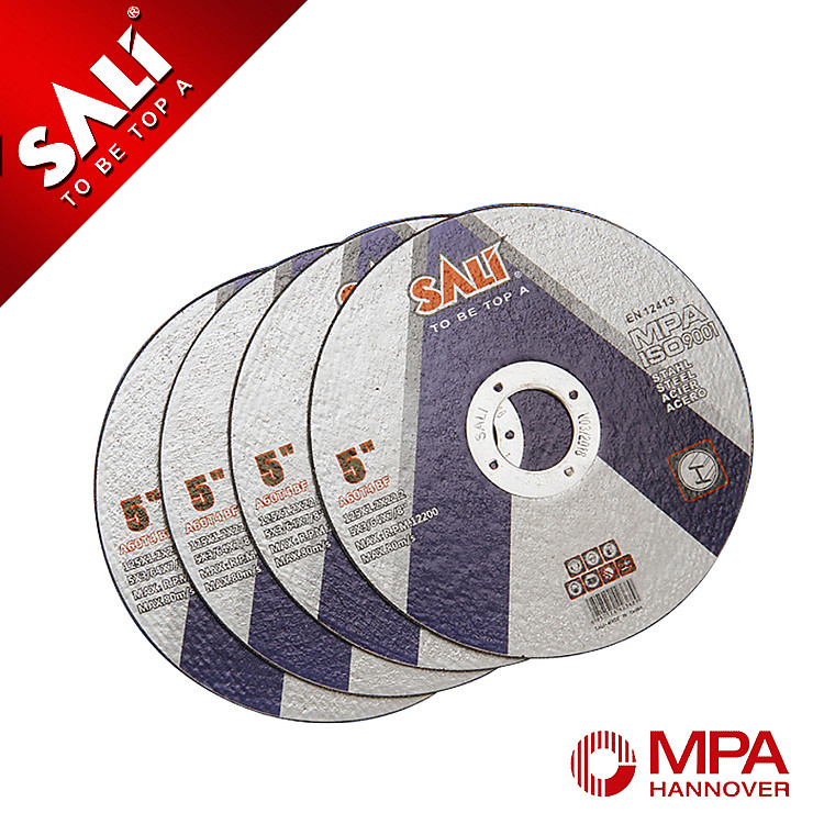 "SALI 5"" 125x1.2x22.2mm Abrasive Grinding Wheels Metal Cutting Disk"