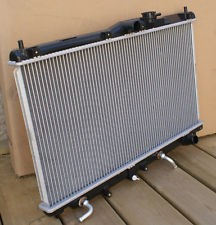 all aluminum radiator for 90-93 HONDA ACCORD/92-96 PRELUDE F22B MT