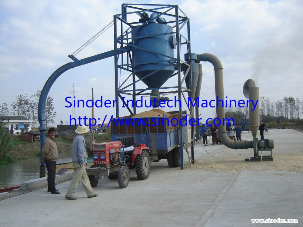 Pneumatic Conveyor For Wood Pellet Feed Pellet Pneumatic
