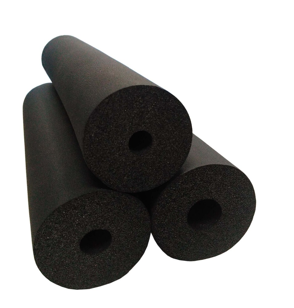 OEM/ODM uniquely formed closed cell flexible elastomeric insulation material