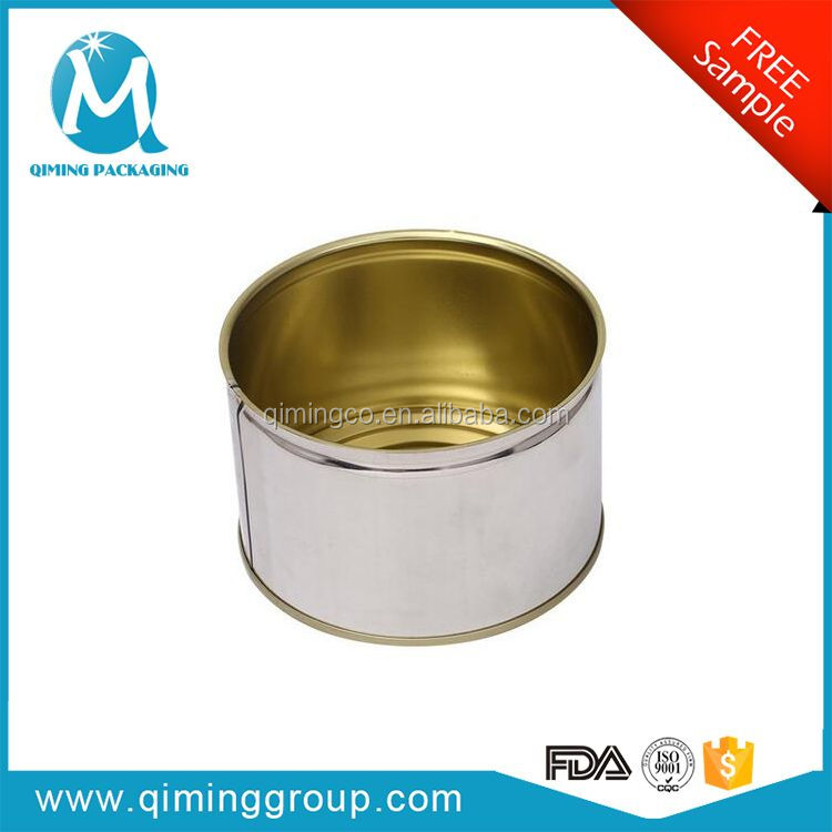 Special discount bottom price paint metal cans olive oil tin cans