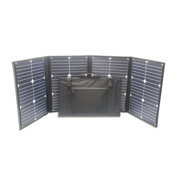 Sunpower 80W multi-function foldable solar panel