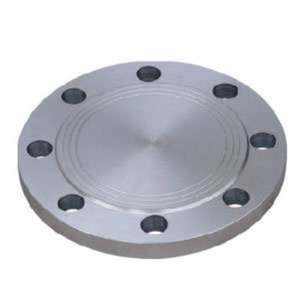 "24"" blind carbon steel flange weight"