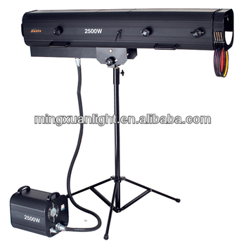 Professional stage hmi 2500w follow spot light led