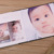 hot sale professional manufacturer hard cover picture baby memory book album printing