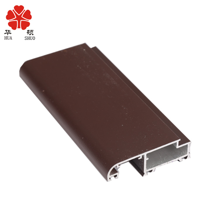 garage door aluminium extrusion 6063 sections from China
