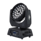 Hot sell lyre led 36x10w rgbw quad 4in1 led zoom moving head wash stage light for disco dj party stage