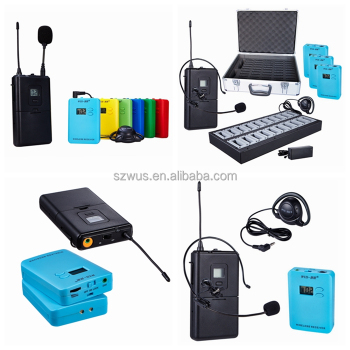 good quality sound equipment system wireless tour guide system be used for tour guide conference. Black Bedroom Furniture Sets. Home Design Ideas