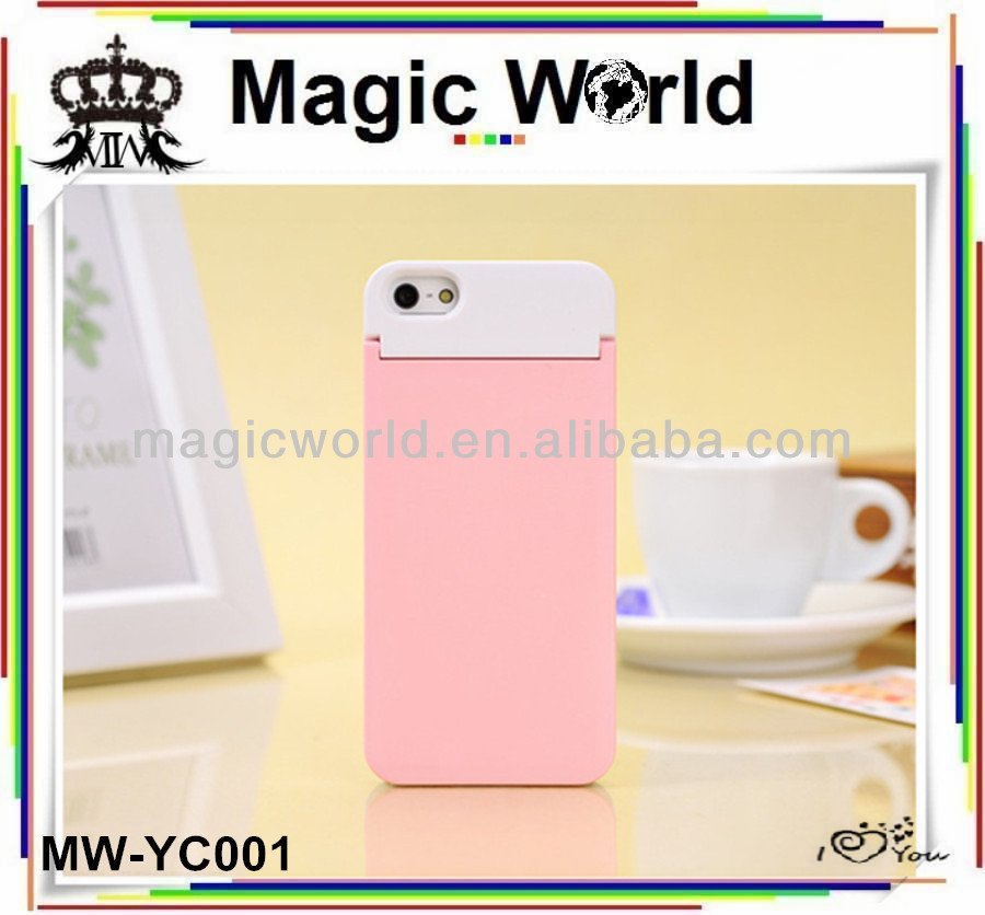 CANDY COLOR HIGH QUALITY MIRROR NEW PHONE CASE FOR IPHONE5 5S