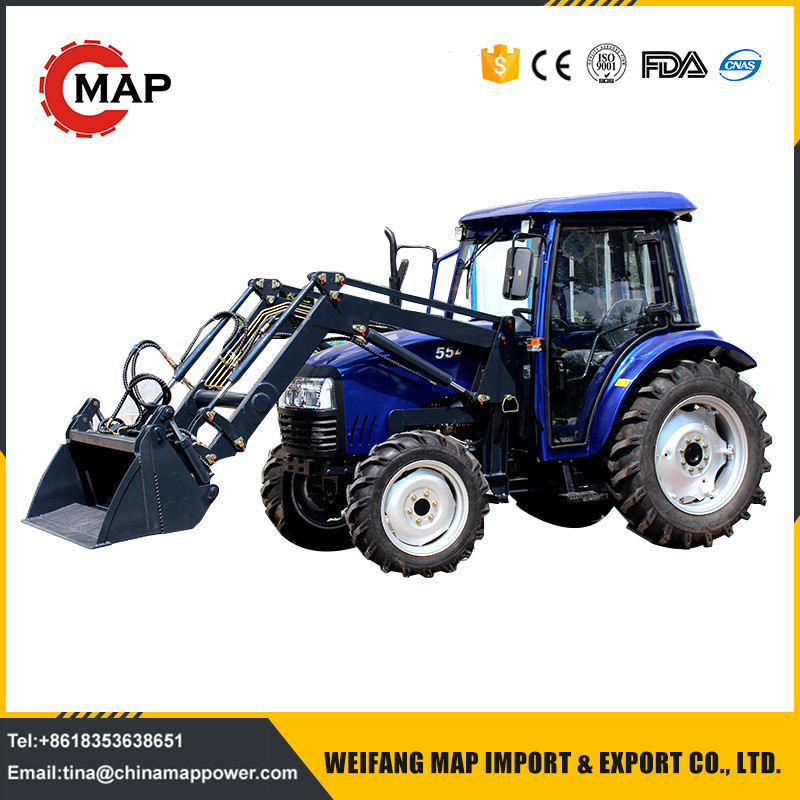 MAP 504 Mini tractor machine agricultural farm equipment