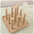 Creative kitchen asphalt cup holder for creative household items plastic cup holder.