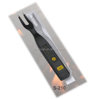 2016 Top quality Steak thermometer BBQ electronic fork dispaly in LED