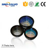 High quality f-theta scan lens for laser machine
