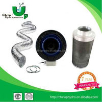 ventilation system hydroponic inline fan/6