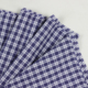 Cheap chlorine resistant chambray fabric/custom plaid chambray fabric