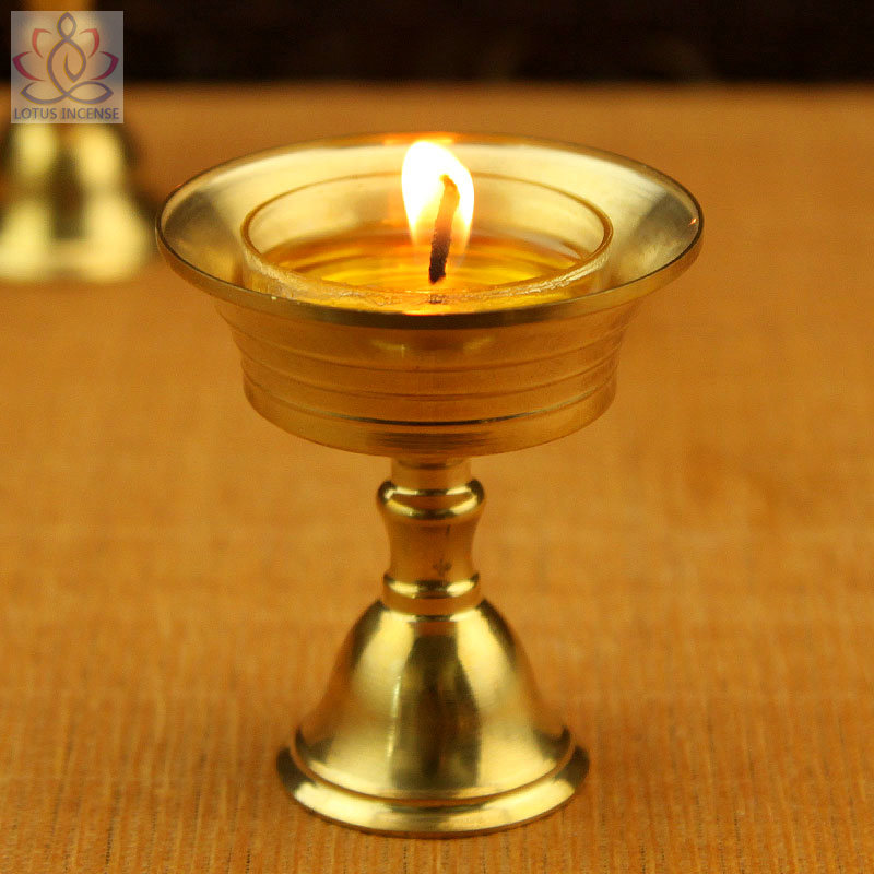 Buy Antique Handcrafted Buddha Lantern For Corporate: Compare Prices On Brass Candle Holder- Online Shopping/Buy