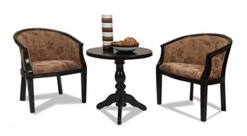 Coffee Table Madz With 2 Chairs Product On Alibaba