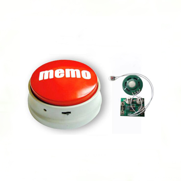 Push Button Custom Sound Voice Recording Button Electronic