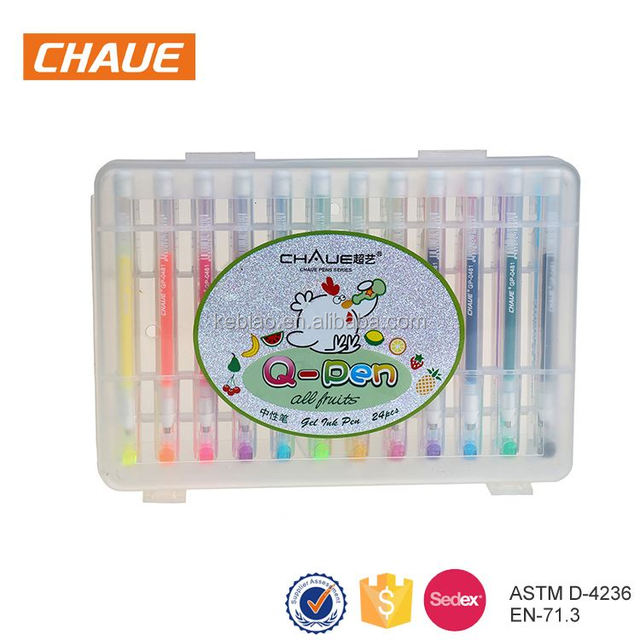 New Products Multicolor Promotional Office Gifts Pen Set